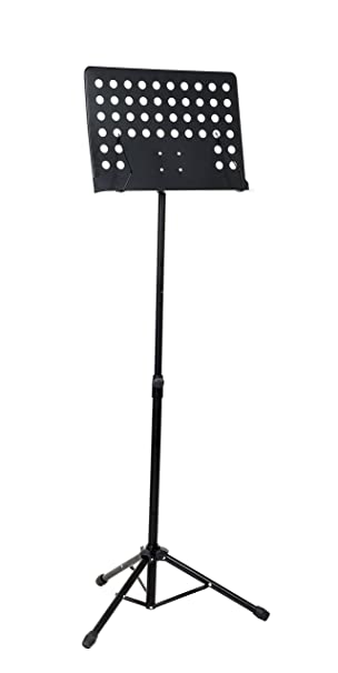 Music Stand Mba Products Heavy Duty Sheet Music Stand Amazonco