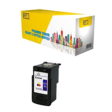 New York TonerTM Compatible 1 Pack CL 211XL High Yield Inkjet For