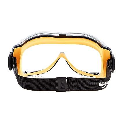 Artibetter Gafas de Seguridad Gafas Lentes Transparentes Gafas Protectoras Gafas de Equitaci/ón a Prueba de Viento a Prueba de Polvo Mujeres Hombres Protector de Ojos 1 Unid