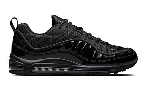 best website d42f1 4af87 Air Max 98 OG X Supreme Black Varsity Red Scarpe da Corsa Uomo