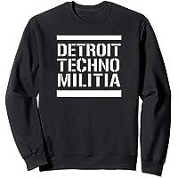 Detroit Techno Milicia Sudadera