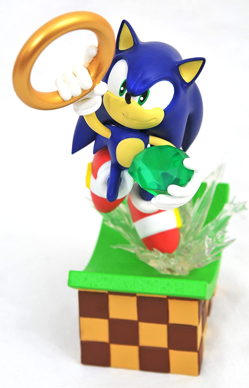 DEC192345 DIAMOND SELECT TOYS Sonic The Hedgehog Estatua