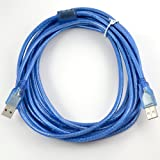 USB Extension Cable 16FT 5M A Male to A male USB 2.0 MM