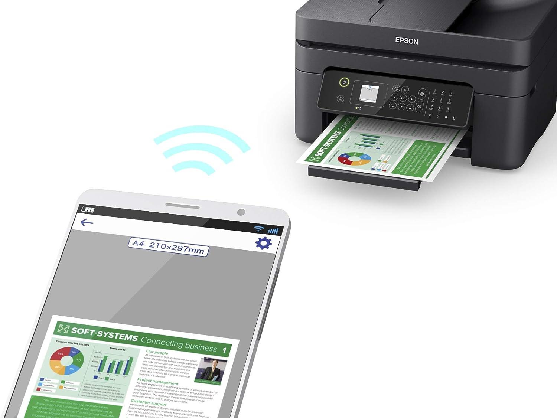 Epson WorkForce WF-2830DWF - Impresora multifunción de inyección ...