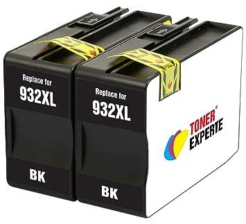 TONER EXPERTE® 2 XL Negros Cartuchos de Tinta compatibles con HP ...