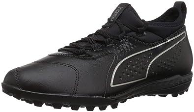 6f240cf30 PUMA Men s ONE 3 LTH TT Soccer Shoe Black