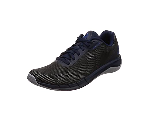 6128f50691ba Reebok Men s s Fast Flexweave Trail Running Shoes Multicolour (Collegiate  Navy Cool Shadow Bunker