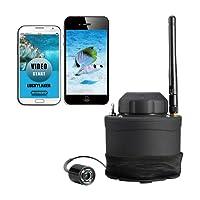 LUCKY Fisch Kamera tragbar WiFi Unterwasser Kamera Fisch Recorder