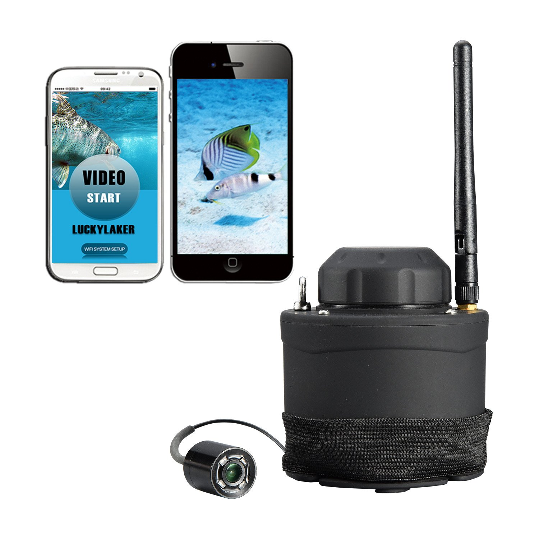 Lucky FF3309 Portable WIFI Underwater Camera Fish Recorder