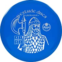 Westside Discs Tournament Gatekeeper Disc Golf Midrange | Stable Frisbee Golf Midrange | LG Special Stamp Golf Disc | Stamp Colors Will Vary