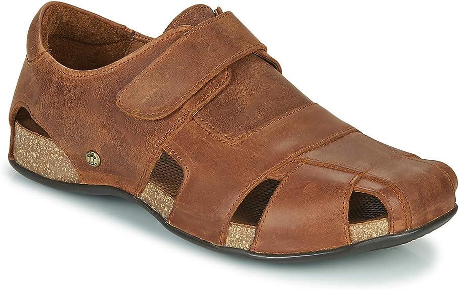 Zapato Corcho Panama Jack Punta Cerrada