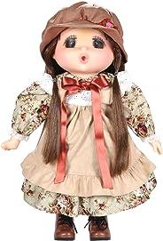 Gege Original : Style A Japanese Doll, Brunette, 15