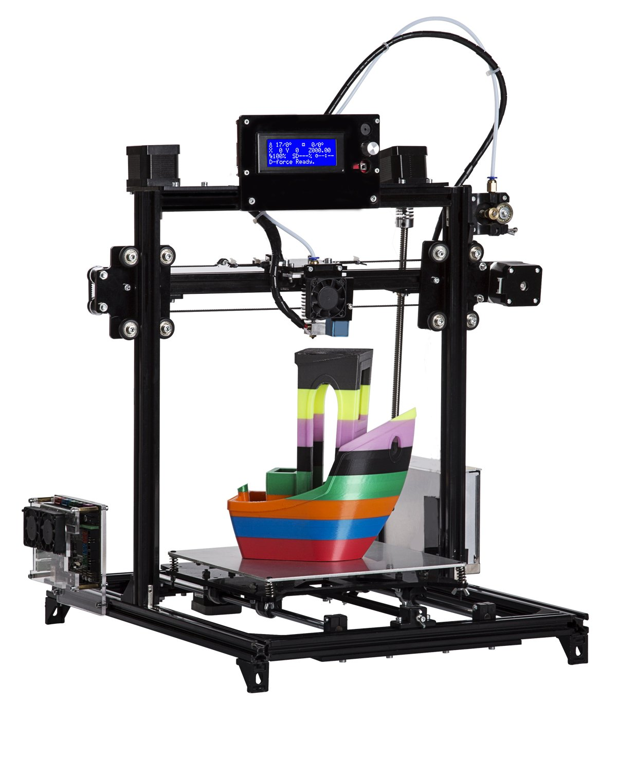 KIT Prusa i3 RepRap·  Autonivelado· 200x200x220mm