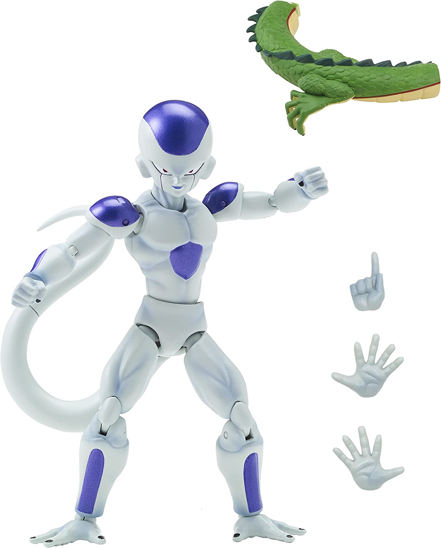 Dragon Ball Super Dragon Stars Series Super Saiyan Goku Vegeta Beerus Freiza Set
