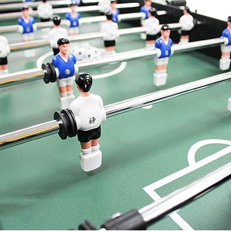 Futbolines Máquina De Fútbol De Mesa Plegable 8 Máquinas De Fútbol para Adultos En Casa Juguete Niños Máquina De Billar Interactiva Entre Padres E Hijos Juguete De Desarrollo Intelectual para Ni: Amazon.es: