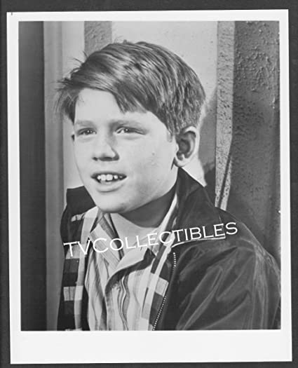 Amazoncom 8x10 Photo Tvs The Andy Griffith Show Ronny Ron