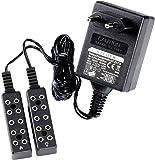 Kahlert Licht 60974 - Accessorio per bambole mini, trasformatore per luce tremolante 3,2 V, 3,2 W e 2,4 V / 1,2 W