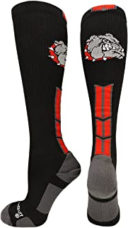 product image for MadSportsStuff Bulldog Logo Over The Calf Socks