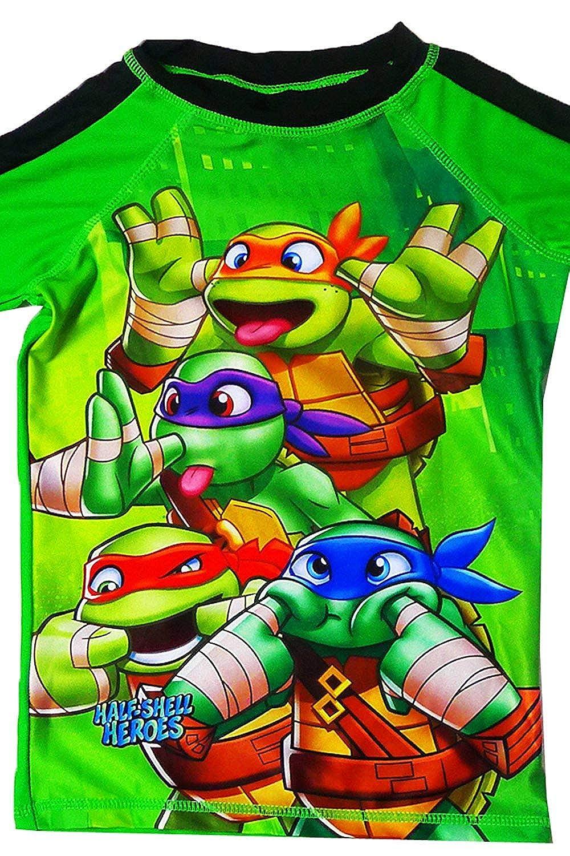 Infantil Official Teenage Mutant Ninja Turtles Erupción ...