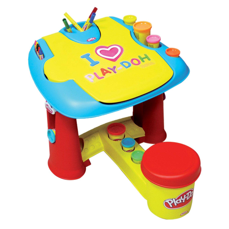Play-Doh 4483300 20ピースアクセサリーパック - 私の最初の机 - 幼児のテーブル   B008QVUEBU