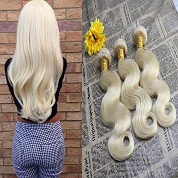 Weave extensions for european hair