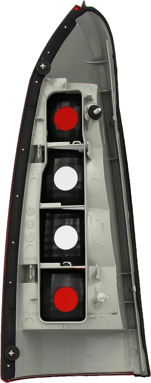 DAPA GmbH /& Co KG 110391212 Heckleuchte ohne Birnenhalter Rechts