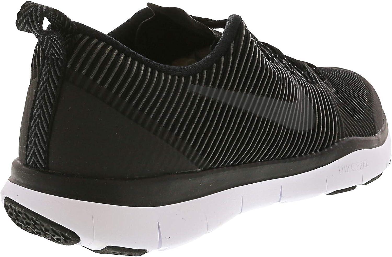 Nike Men's Free Train Versatility Running Shoe Black/White/Black