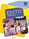 Edito 1 niv.A1 - Livre + CD mp3 + DVD
