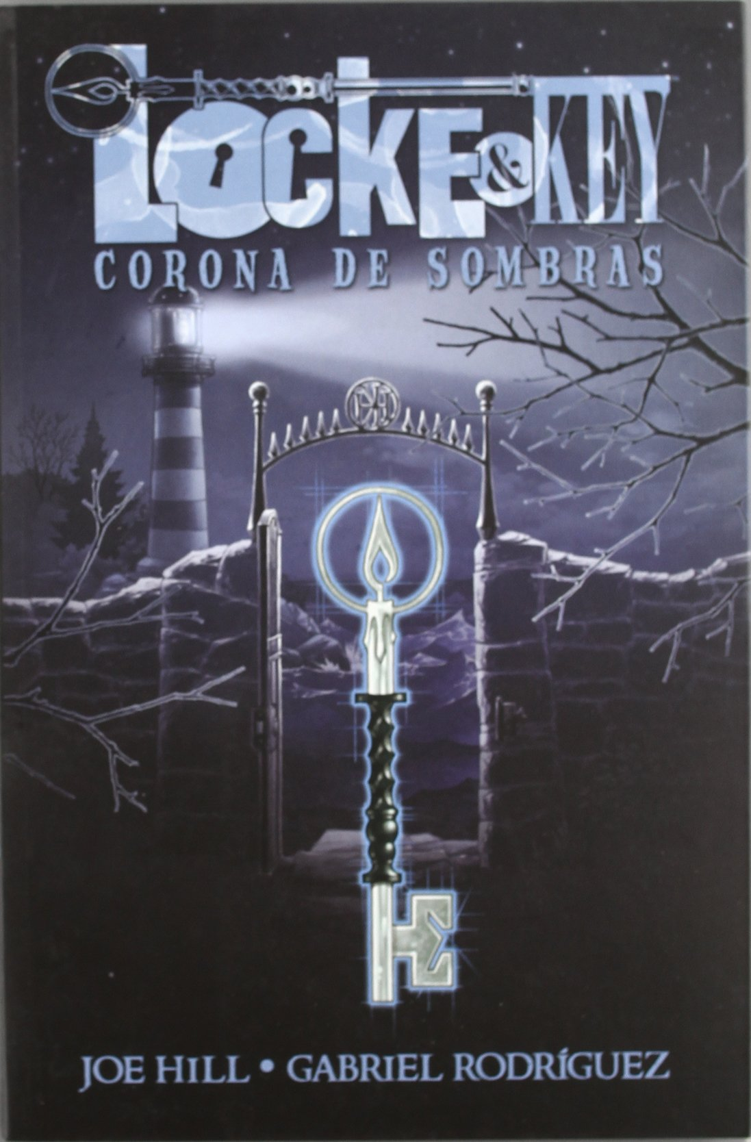 Locke And Key 03 Cult Comics Hill Joe Guión Rodriguez Gabria Dib 9788490240168 Books
