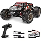 RC Cars 40KM/H High Speed Remote Control Truck for Adults Kids 1:16 4WD Off Road Monster Trucks 2.4GHz Racing Car Toy All Ter
