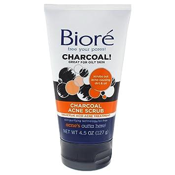 biore, Charcoal Mask, Beauty