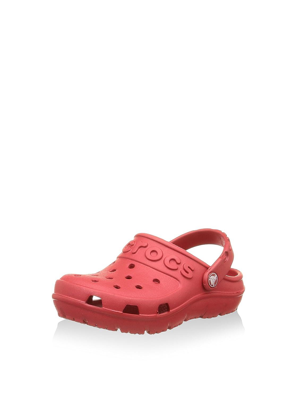 Crocs Hilo Clog K Zuecos Unisex para Ni/ños