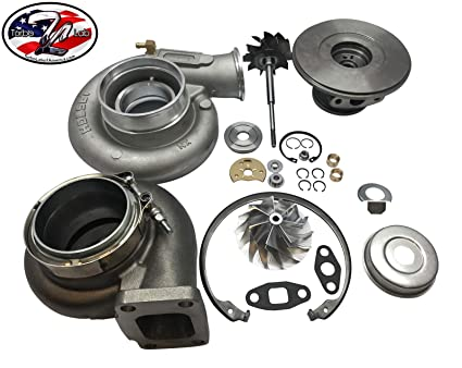 Holset HX 60mm Upgrade You Build Complete Turbo Kit