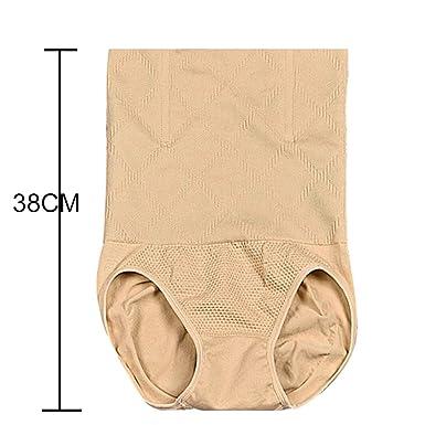 47c13b88aa1 LVYING Seamless Women Shapers High Waist Slimming Tummy Control Knickers  Pants Pantie Briefs Magic Body Shapewear