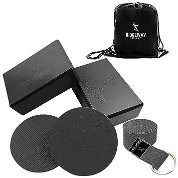 Amazon.com: Ridgeway - Juego de 6 piezas de yoga deportivo ...