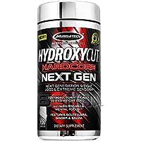 Weight Loss Pills for Women & Men | Hydroxycut Hardcore Next Gen | Weight Loss Supplement Pills | Energy Pills…