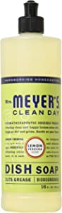 Mrs. Meyer's Clean Day Liquid Dish Soap-Pack of 2
