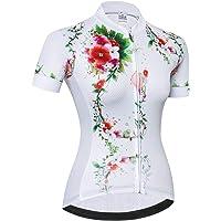 Women's Cycling Jersey Women Bike Jersey Summer Bicycle Clothing Pro MTB Road Girl Cycling Shirts Tops Quick Dry…
