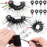 Vignee 60pcs Terminal Removal Tool kit,Pins Terminals Puller Repair Removal Tools for Car Pin Extractor Electrical…