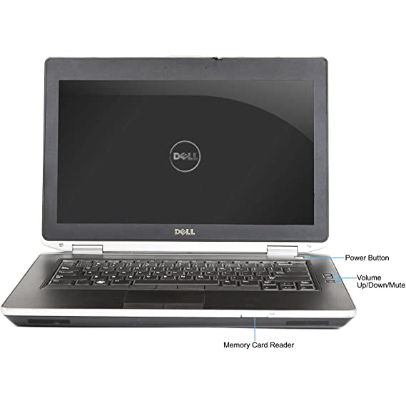 Amazon.com: Dell Latitude E6430 14.1-Inch Flagship Business Laptop (Intel Core i5 up to 3.3GHz Turbo Frequency, 8GB RAM, 120GB SSD, DVD, WiFi, ...