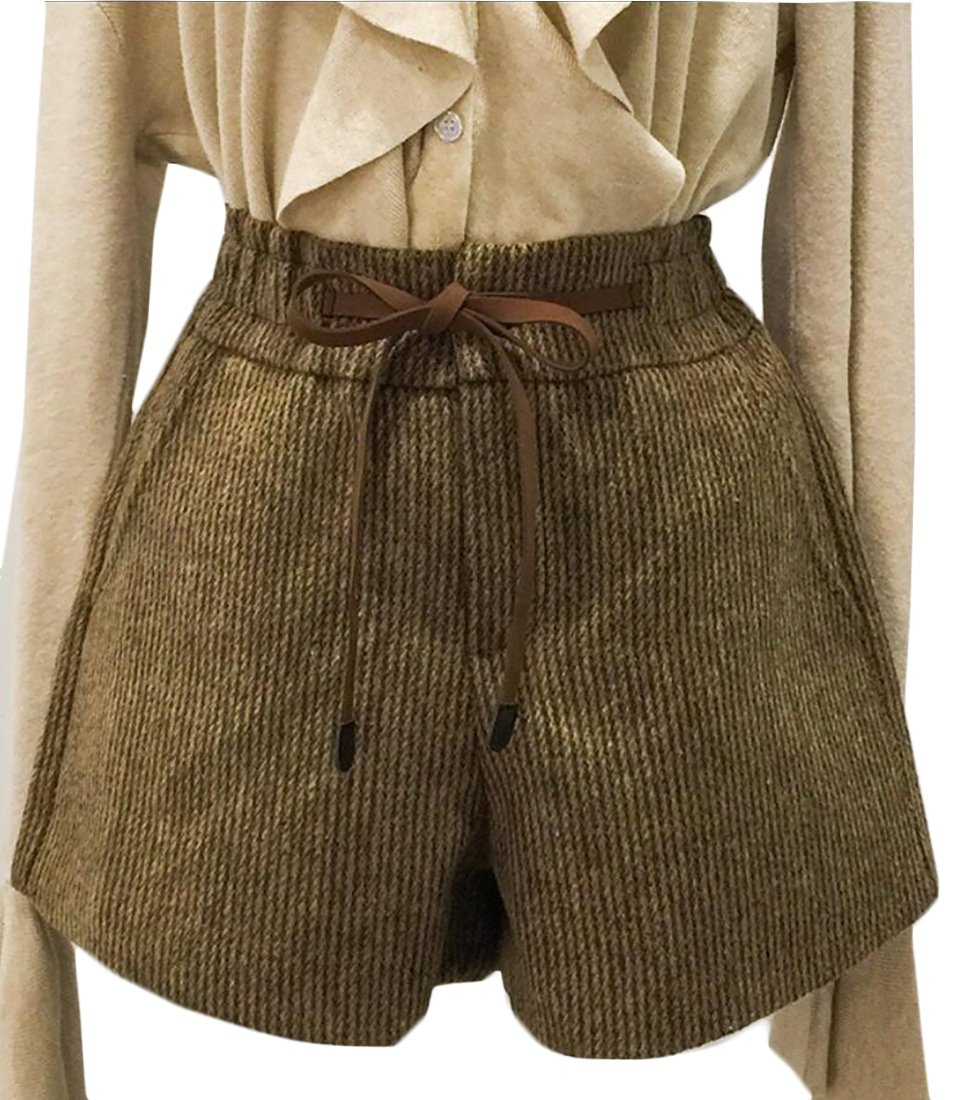 M&S&W Women's Shorts Woolen Boots Pants hot OL Commuter 2 S