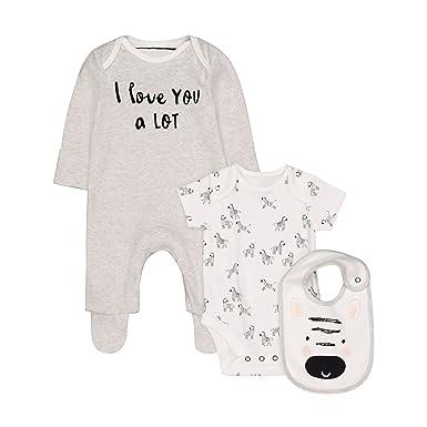 76d08343c6544 Mothercare Baby Boys  Clothing Set  Amazon.co.uk  Clothing