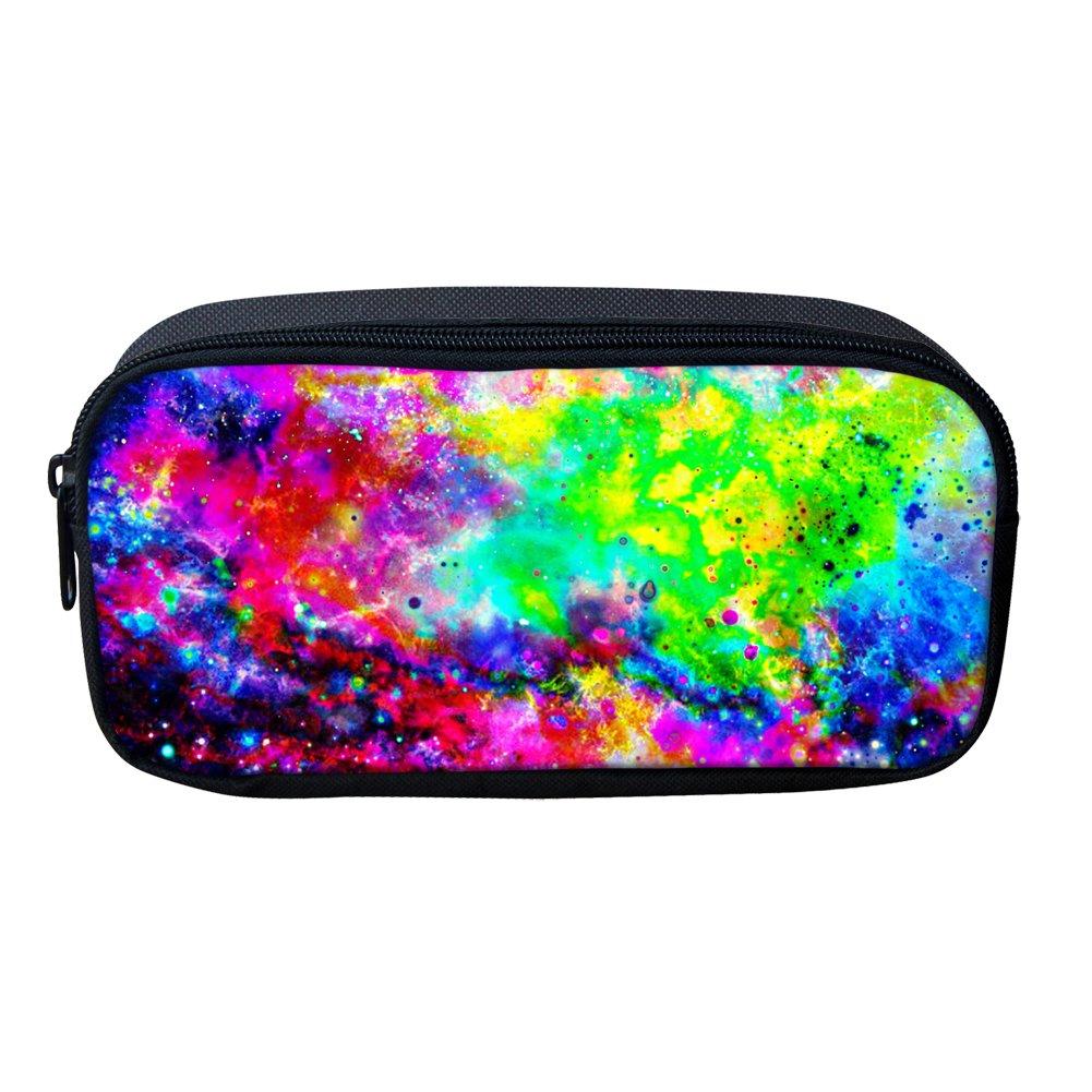 ecdc72a7d97a high-quality Showudesigns Stylish Galaxy Star Space Pencilbox for ...