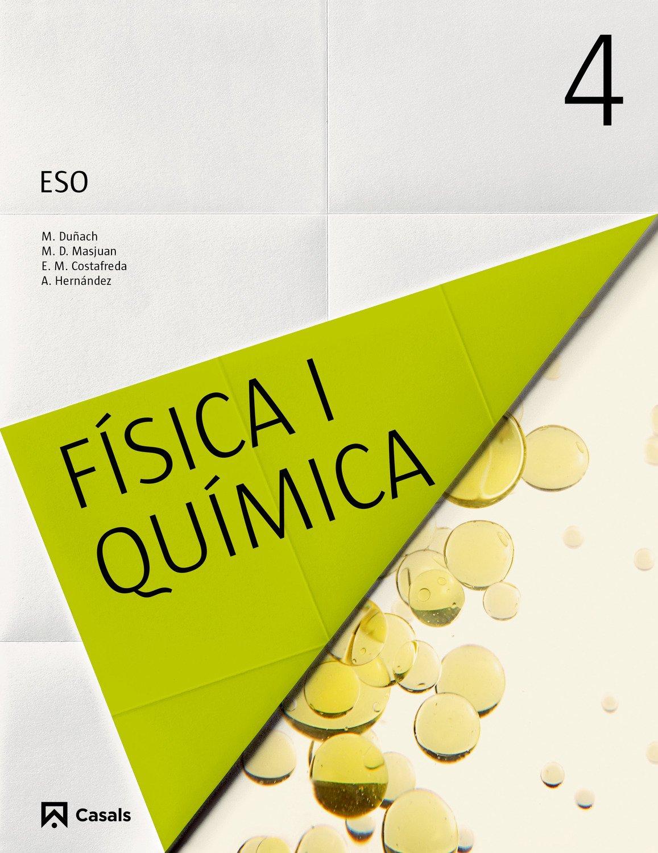 Física i Química 4: Amazon.es: Josep Maria Dou Ferran, Marta ...