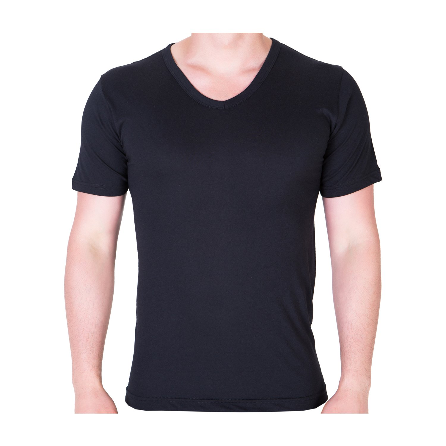 af9fa9b7d8 MODAL AND COMBED COTTON: Men's shirts don't need to be scratchy and  uncomfortable. These ultra-soft tag free undershirts are constructed from  the most ...