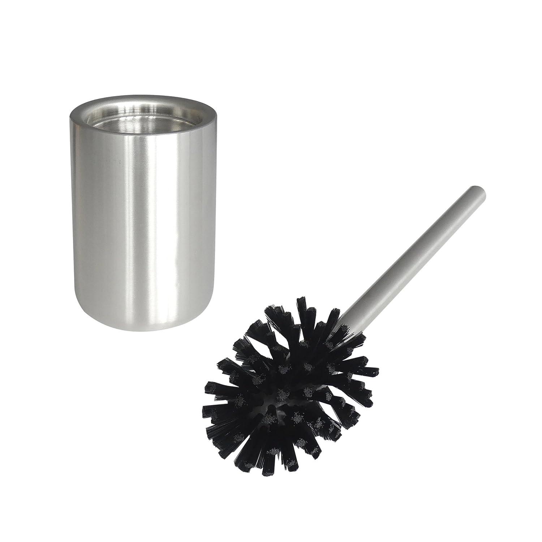 0/cm/Ø Acciaio Inossidabile Matt 0/cm 11 11/x 11/x 47/cm KECKU 22549/ /Scopino per WC gabrio Acciaio Inox 47