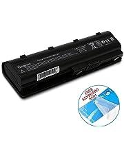Batteriol HP MU06 Notebook Laptop Battery for 593553-001 593554-001 Pavilion G4 G6 MU09 593562-001 CQ42 CQ56 CQ57 CQ62, 6 Cells 10.8V 4400mAh Replacement Battery
