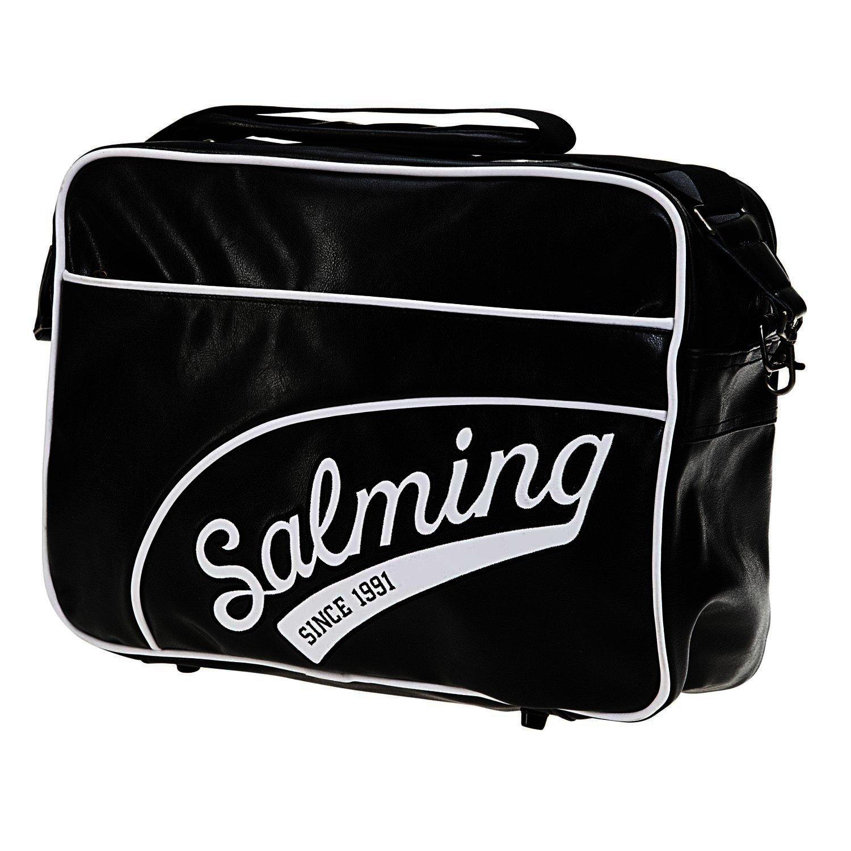Salming Retro Messenger, color black
