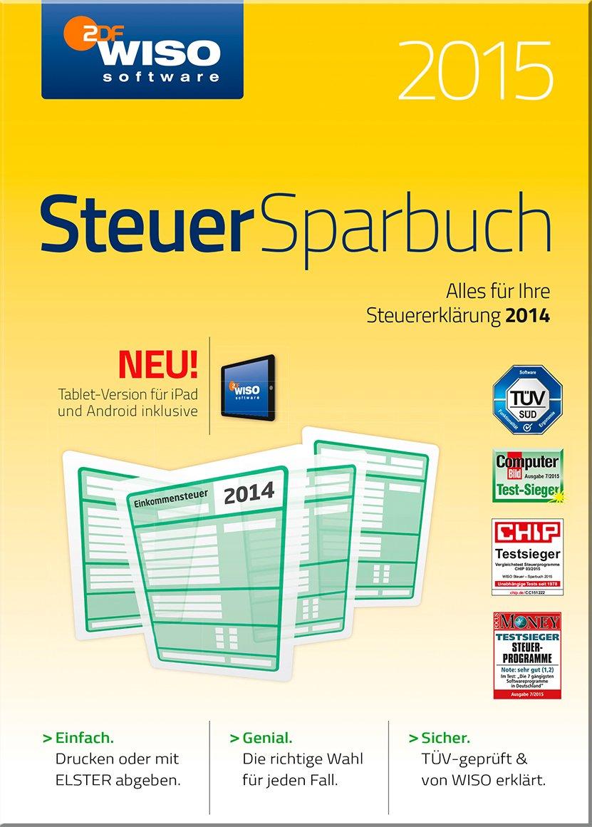 bewerbung infos tipps kostenlose wiso steuer sparbuch 2015 download amazonde software - Wiso Bewerbung