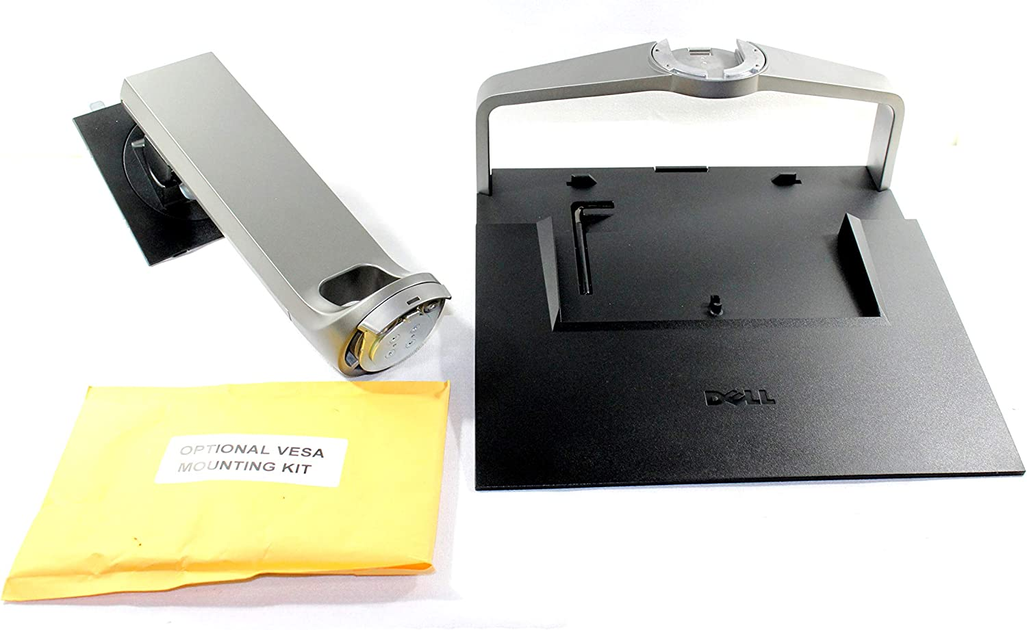 Genuine DELL 330-0874, R427C, RM361, T545C, M520M E-FPM Monitor Stand and Laptop Notebook Dock For Dell Latitude E4200, E4300, E5400, E5500, E6400 / 6400ATG, E6500 E-Family Laptops and Precision M2400, M4400, M6400 Mobile Workstations